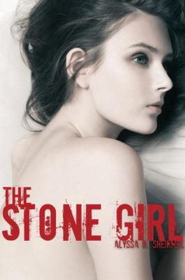 Book cover for The stone girl