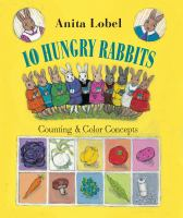 10 Hungry Rabbits Counting & Color Concepts