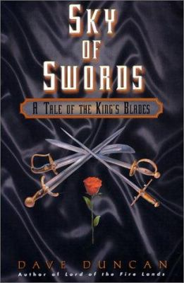 Sky of swords: a tale of the king's blades