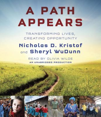 A path appears transforming lives, creating opportunity