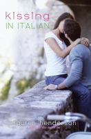 Kissing in Italian