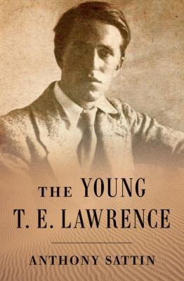 The young T. E. Lawrence
