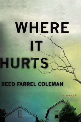 Where it hurts: a Gus Murphy novel