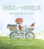 Max and Marla Are Having a Picnic
