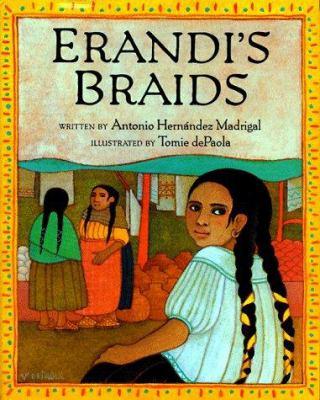 Erandi's braids