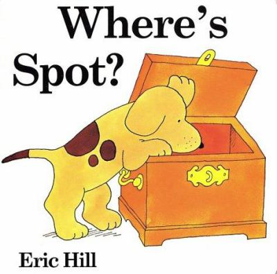 Where's Spot? : a lift-the flap book