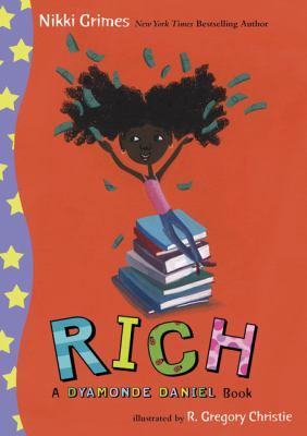 Rich : a Dyamonde Daniel book