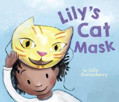 Lily's cat mask