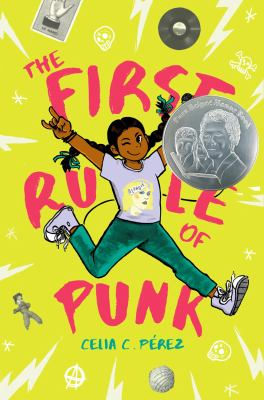 The first rule of punk [book club set]