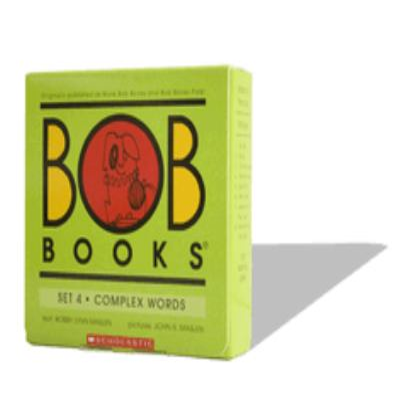 Bob Books. Set 4, Complex Words