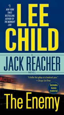 The enemy : a Jack Reacher novel
