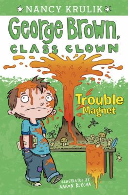 "Book Cover - Trouble Magnet"" title=""View this item in the library catalogue"