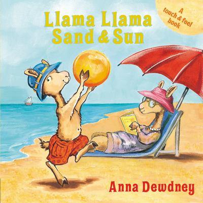 Book cover for Llama Llama sand & sun