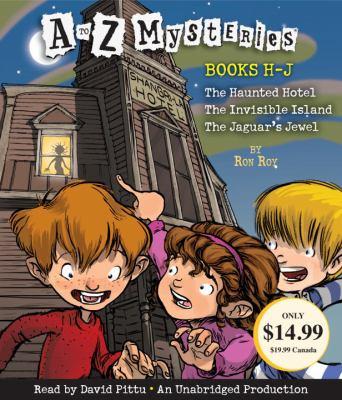 A to Z mysteries. Books H-J