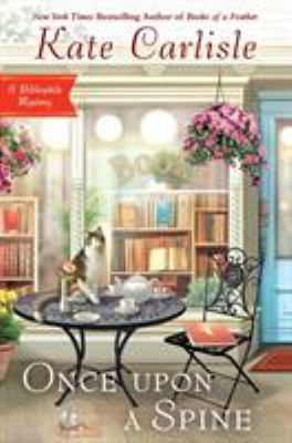 Once upon a spine : a bibliophile mystery