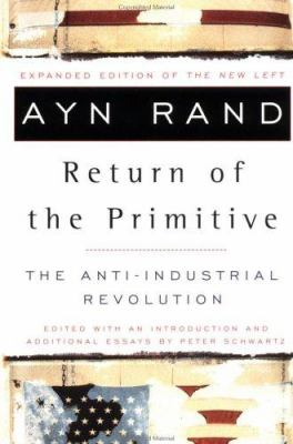 Return of the primitive : the anti-industrial revolution