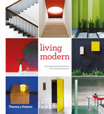 Living modern : the sourcebook of contemporary interiors