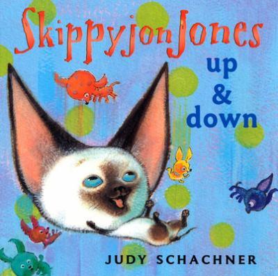 Skippyjon Jones: up & down