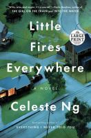 Little fires everywhere by Ng, Celeste,