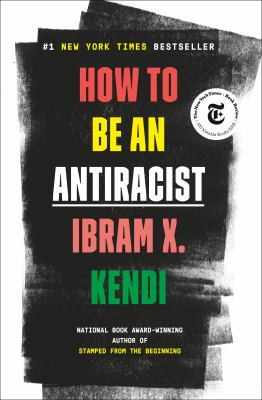 book cover of How to Be an Anti-racist