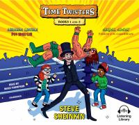 Time twisters. Books 1 and 2