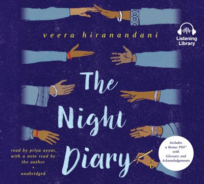 The night diary :  Includes Bonus Pdf With Glossary and Acknowledgements, Library Edition