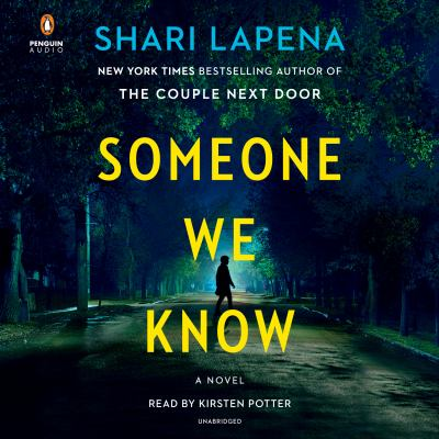 Someone we know a novel