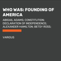 Who was Founding of America.