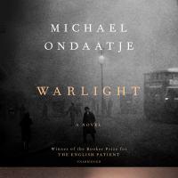 Warlight a Novel