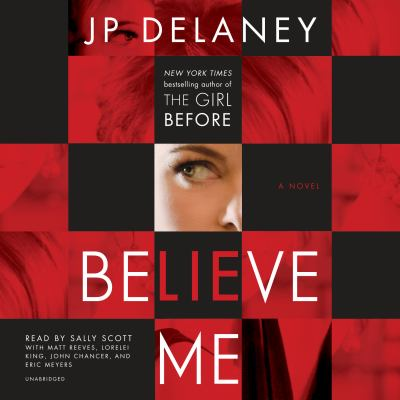 Believe me a novel