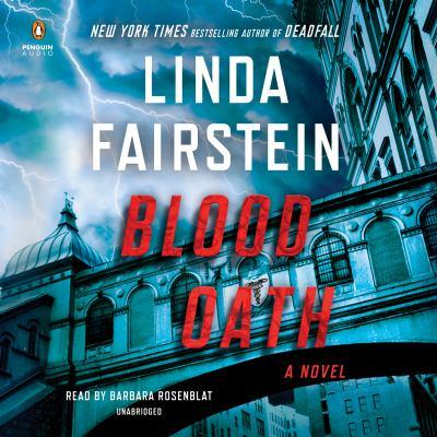 Blood oath :  a novel