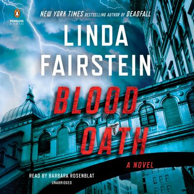 Blood oath :  a novel