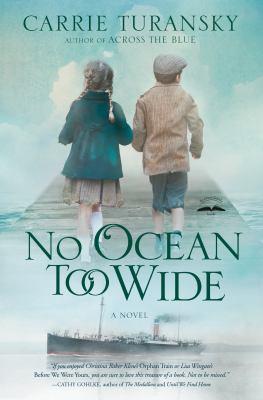 No ocean too wide :  a novel