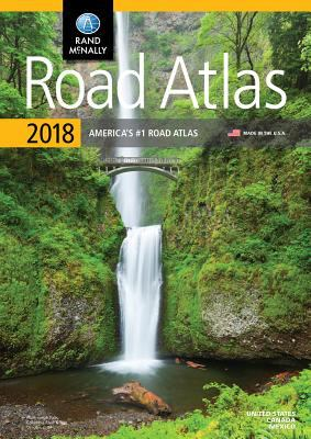 Road atlas 2018.