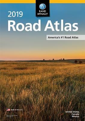 Road atlas 2019