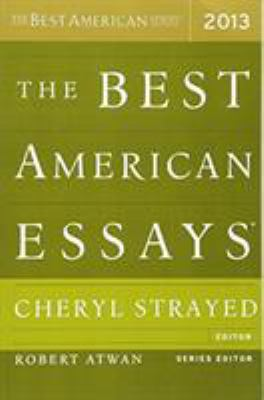 The best American essays, 2013