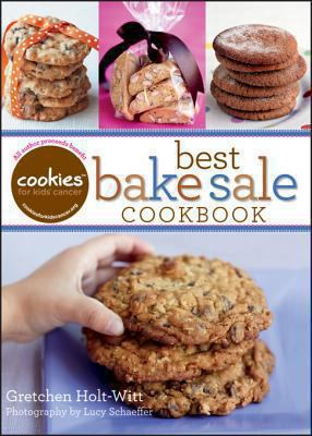 Cookies for kids cancer [electronic resource] :  bake sale cookbook