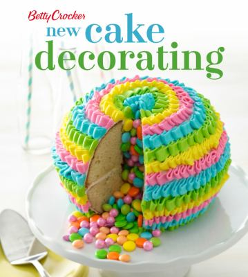 Betty Crocker new cake decorating.