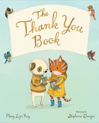 The thank you book