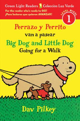 Perrazo y Perrito van a pasear = Big Dog and Little Dog going for a walk