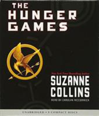 Cover Image for The hunger games (audiobook)