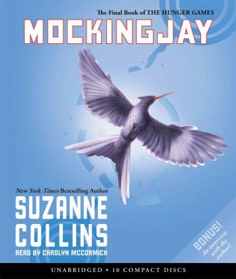 Cover Image for Mockingjay (audiobook)