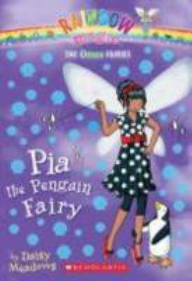 Pia the penguin fairy