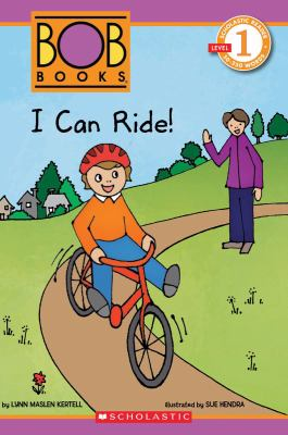 I can ride!