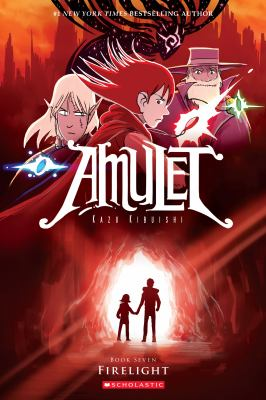 Amulet. Book 7, Firelight
