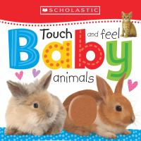 Touch and feel baby animals.