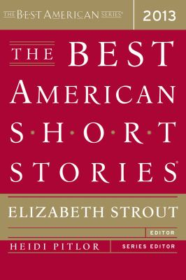 The best American short stories, 2013