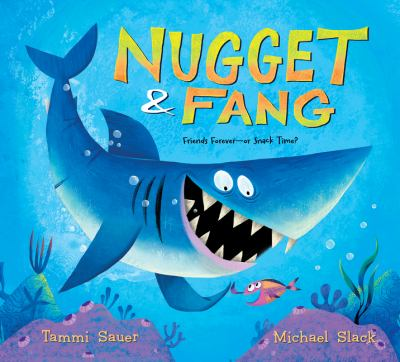 Nugget and Fang: friends forever--or snack time?