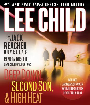 Three Jack Reacher novellas