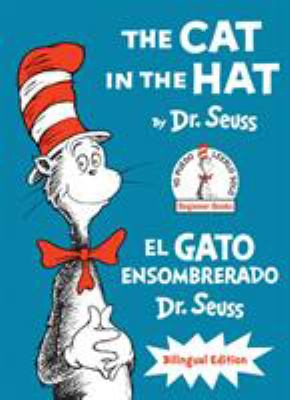 The cat in the hat = El gato ensombrerado